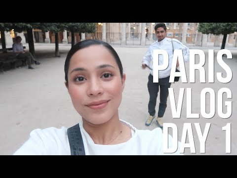 VIRGIL ABLOH WAS HERE!! PARIS VLOG DAY 1