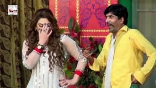 SIDHA ANDAR SAJAN ABBAS KHUSHBOO - COMEDY STAGE DRAMA CLIP - LATEST DRAMA CLIP