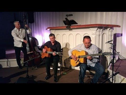 2017 The Rosenberg Trio & Wies Knipping @ Nieuwe Dijkhuis
