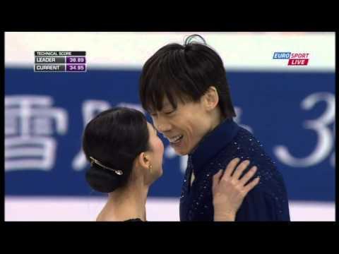 Qing PANG / Jian TONG - 2015 World Championships - SP