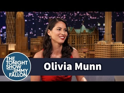 Olivia Munn Is the Family Disappointment