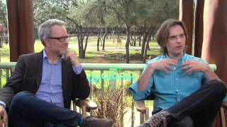 Byron Howard and Rich Moore 'Zootopia' Interview