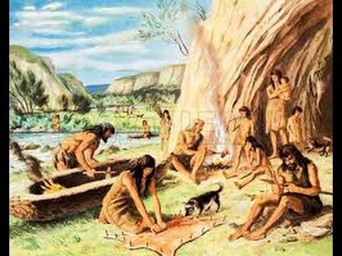 தமிழக வரலாறு - 5 ( இடைக்கற்காலம் - Mesolithic Age ) - YouTube  தமிழக...