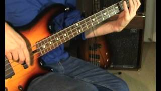 Soul Asylum - Runaway Train - Bass Cover