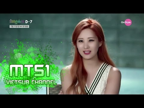 [Vietsub][MTS1] CHANNEL SOSHI - SEOHYUN PREVIEW  (SNSD
