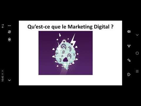 c'est quoi le marketing digital ? level 1