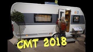 CMT 2018 I Hobby I Caravans