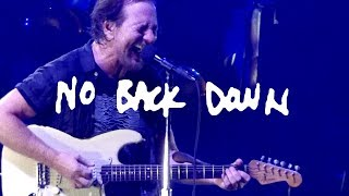 Pearl Jam - I WON'T BACK DOWN (Tom Petty), London 2018 (COMPLETE)