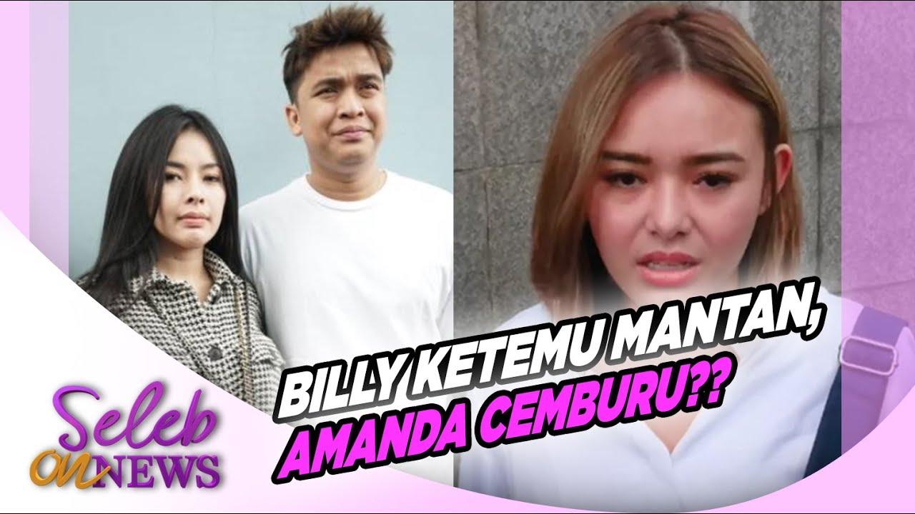 Billy Syahputra Ketemu Mantan, Amanda Manopo Sampai Cemburu?? – SELEB ON NEWS 07/08