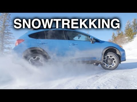 How Does The Crosstrek Handle Snow?