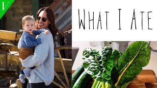 What I Ate November 2018 + Cozy Fennel Bean Soup Recipe