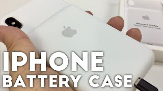 Apple iPhone XS Max Smart Battery Case White Review