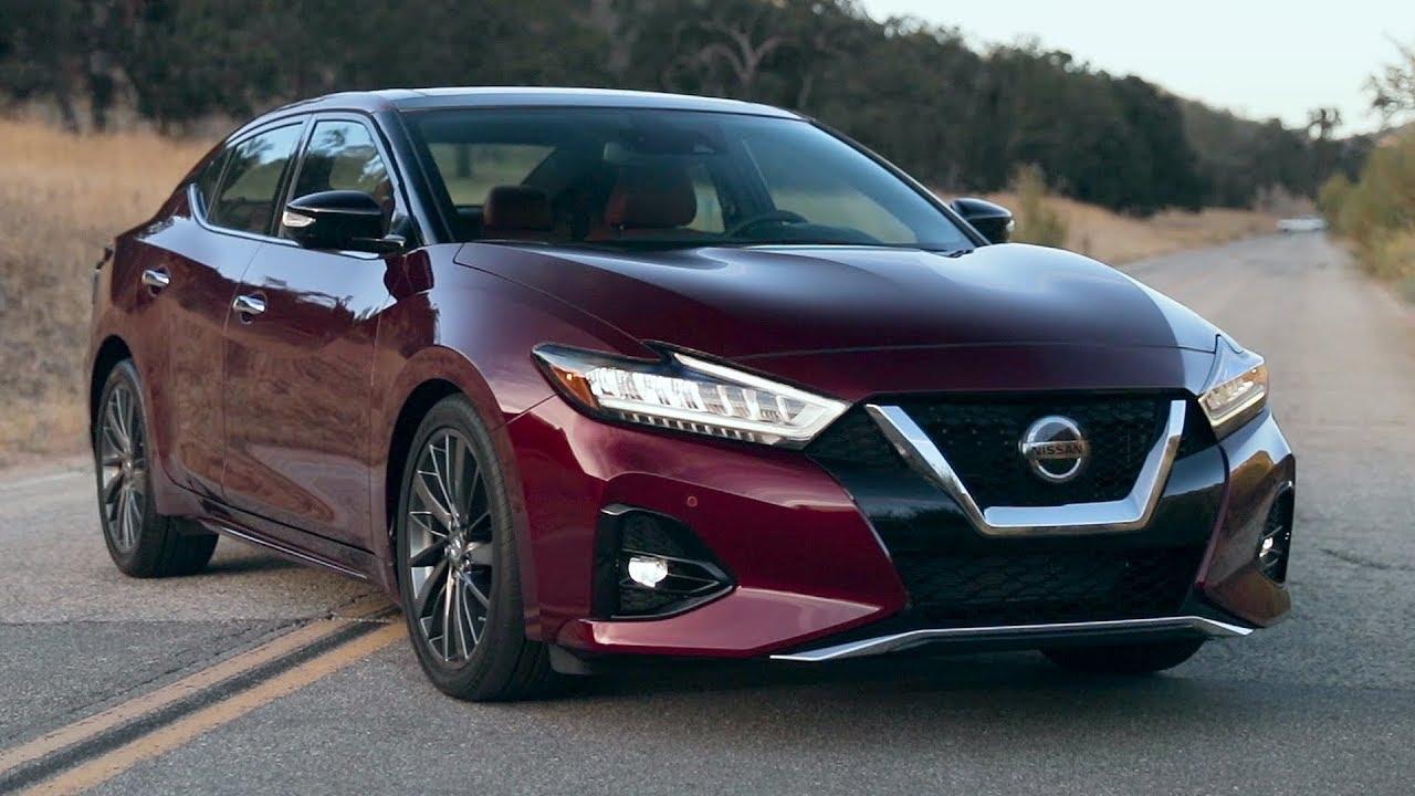 2019 Nissan Maxima Platinum Reserve - Used Car Reviews ...