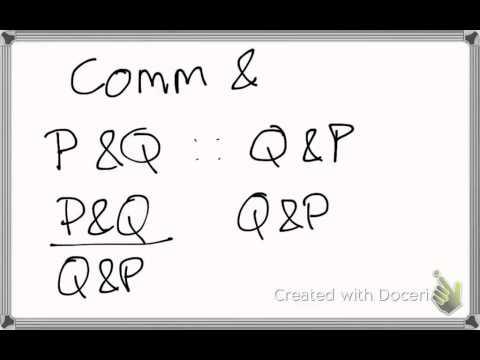 Commutativity