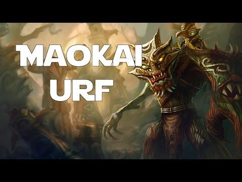 Download League of Legends - Ultra Rapid Fire (URF 2015) - Maokai