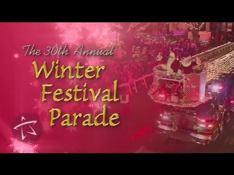 30th Annual Winter Festival Parade!