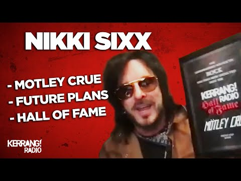 Mötley Crüe Always Rehearsed As Seriously As It Partied, Says Nikki Sixx   iHeartRadio