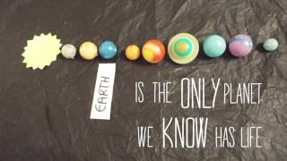Our Solar System Animation