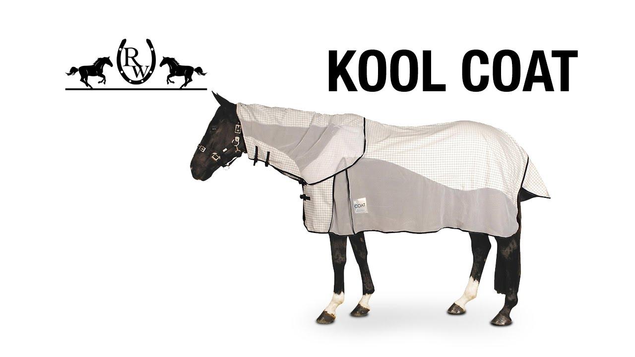 Kool Coat Uv Blocking Cool Turnout