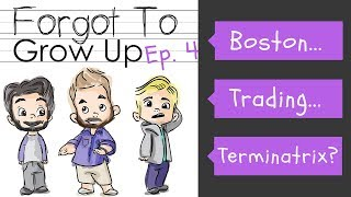 Episode 4: Boston Trading Terminatrix (Best MCU Movies Edition) | Forgot to Grow Up Podcast