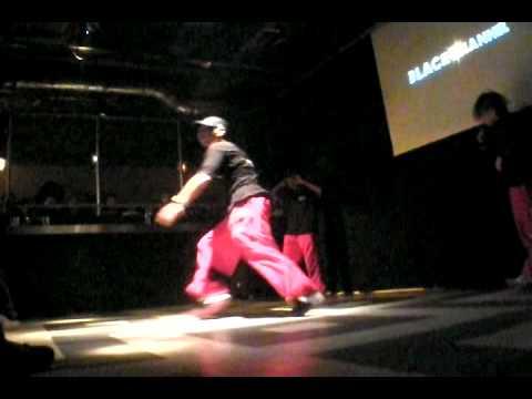 YUKI(SoundCreamSteppers) + YOHEI + sharm(armonica) - BLACK CHANNEL vol.9
