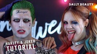Harley & Joker - Glamoween