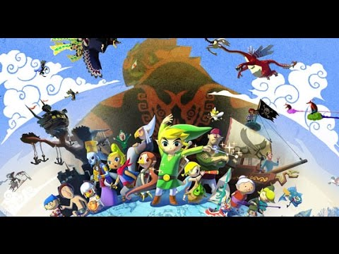 The Legend of Zelda: The Wind Waker 100% Walkthrough Part 38