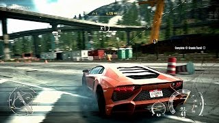 Need for Speed Rivals: Lamborghini Aventador LP 720-4 50th Anniversary Edition ★ GamePlay #18
