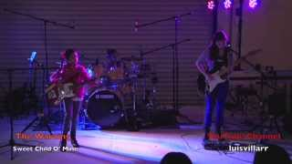 Sweet Child - Guns N´ Roses Cover - The Warning