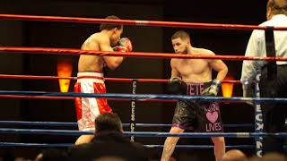 Edwin Soto Gets KO Win Over New Bedford's Ray Oliveira Jr.