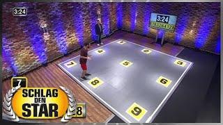 Spiel 10 - Speedcourt - Schlag den Star