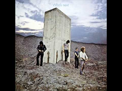 The Who - Behind Blue Eyes (Alternate Studio Version)