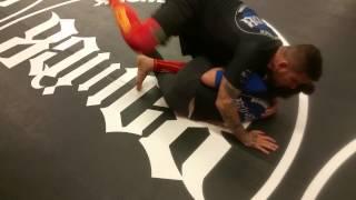 ADVANCED BJJ Leg Locks vs Knee on Belly