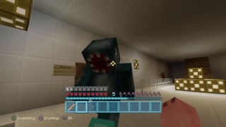 Minecraft episode 6 Count Olaf