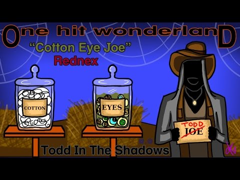 ONE HIT WONDERLAND: Cotton Eye Joe  Rednex