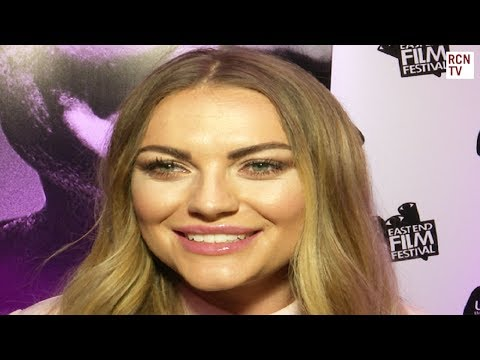 Chanel Cresswell Interview My Name Is Lenny Premiere