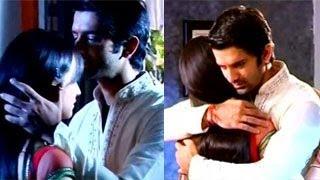 arnav hugs kisses khushi romantically in iss pyaar ko kya naam doon 3rd august 2012