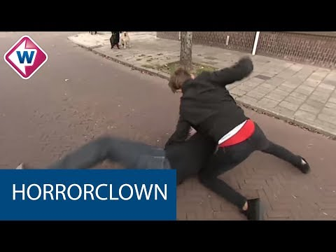 Luc verjaagt horrorclown - OMROEP WEST