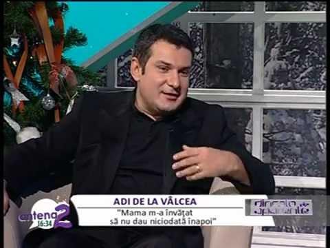 Dincolo de aparente cu Adi de la Valcea pe Antena 2 din 29.12.2012