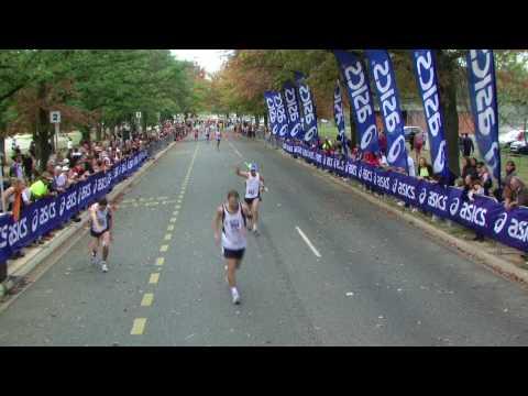 Marathon Collapse at Finish Line - Body Shut Down