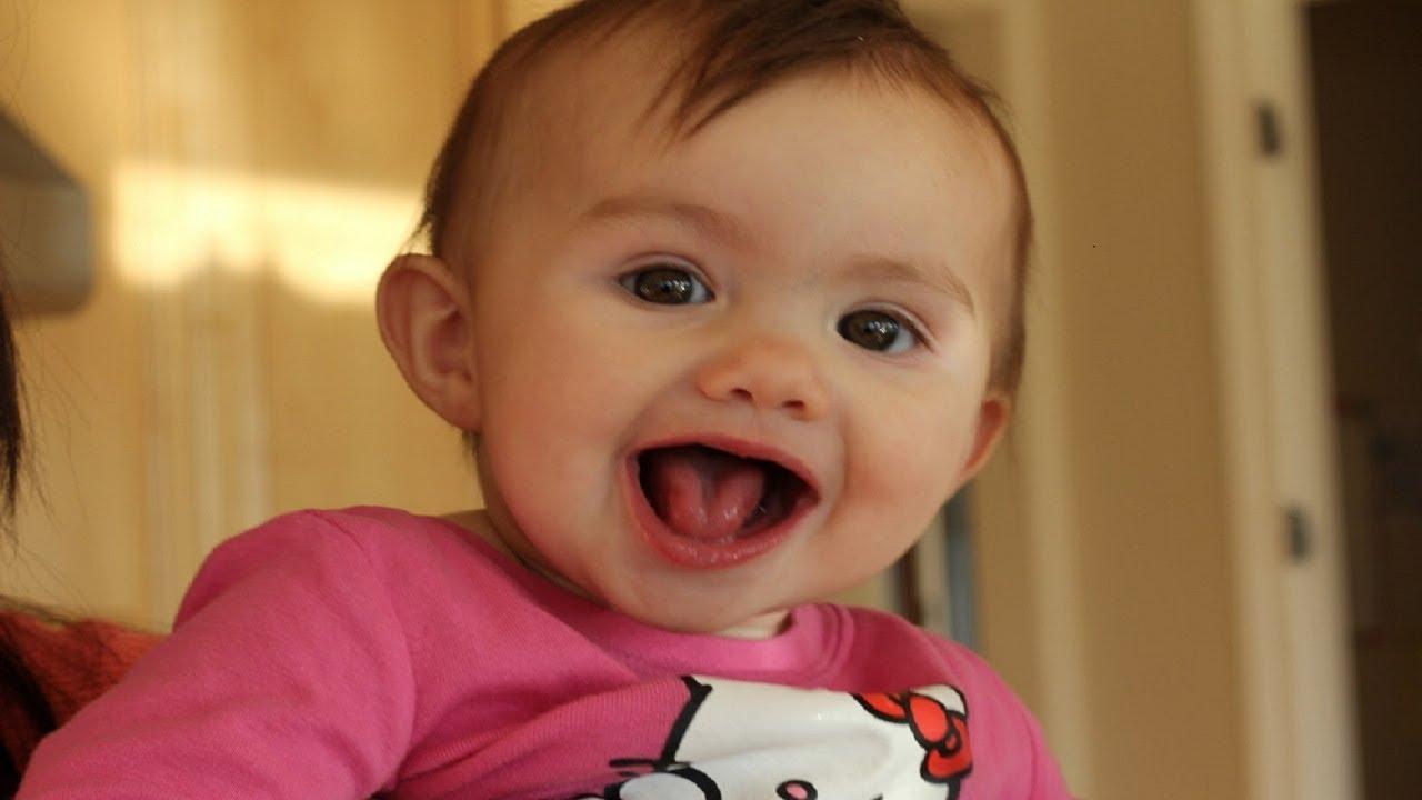 Najzabawniejszych Świecie Śmiech Dziecka - YouTube - photo#40