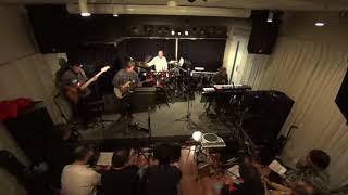 2018.02.03@下北沢スタジオベイド ジャズ・フュージョンセッションの模...