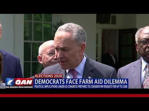 Democrats Face Farm Aid Dilemma
