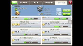 Clash of Clans : Level 161 Town Hall 4! [Must See]