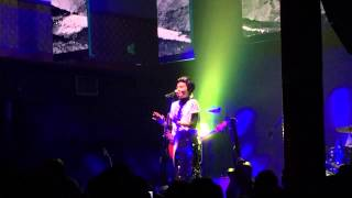 Yuna performs Rescue @ Stage 48 in New York