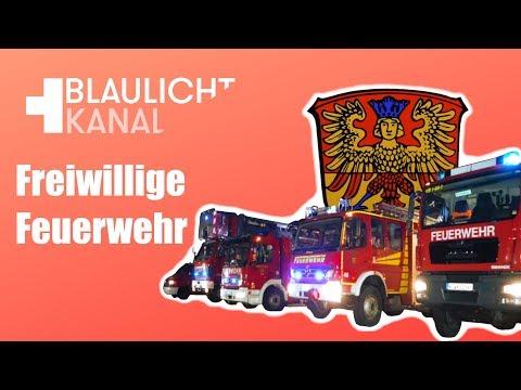 Die freiwillige Feuerwehr