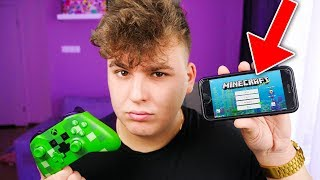 Minecraft na Telefon - ROZPOCZYNAMY SEZON 2!! #1