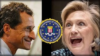 WEINERGATE: HILLARY IS OVER! LOOK WHAT ANTHONY WEINER JUST LEAKED ABOUT HILLARY…