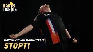 Darts Inside XLIV - Het afscheid van Barney