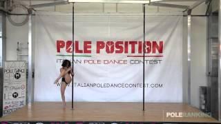 Federica Rizzo - Italian Pole Dance Contest 2016